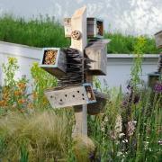 Future Nature Garden - Ark Design Management Ltd - Chelsea Flower Show
