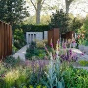 The Daily Telegraph Garden Designed by Andy Sturgeon - Chelsea Flower Show