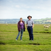 Vicky & Roland - Salt Marsh Lamb - National Trust Fine Farm Food Awards