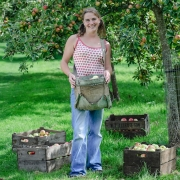 Rachel Brewer - Apple Juice - National Trust Fine Farm Food Awards