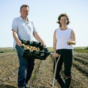 Peter & Gina Smithies, Trehill Farm - Potatoes - National Trust Fine Farm Food Awards