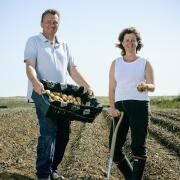 Peter & Gina Smithies, Trehill Farm - Potatoes - National Trust Fine Farm Food Awards