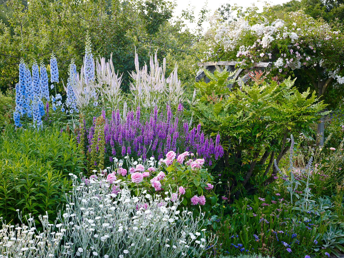RHS Garden Rosemoor - The Cottage Garden