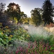 RHS Garden Harlow Carr - Main Borders