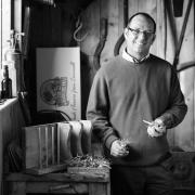 Dave Bouch, National Trust Gardener, Cotehele, Cornwall