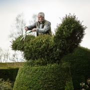 The National Trust/February - Glyn Jones - Hidcote Manor