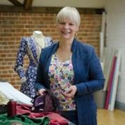 Kysnia Marko, Textile Conservator at Blickling Hall