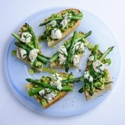 Pam Lloyd PR - Asparagus Recipes (30th November 2010)